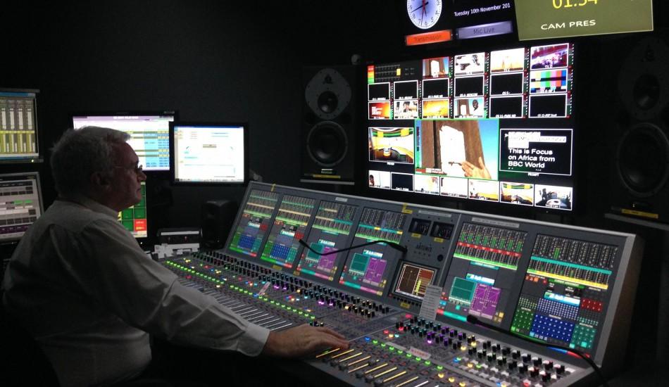 Régie Focus on Africa - BBC